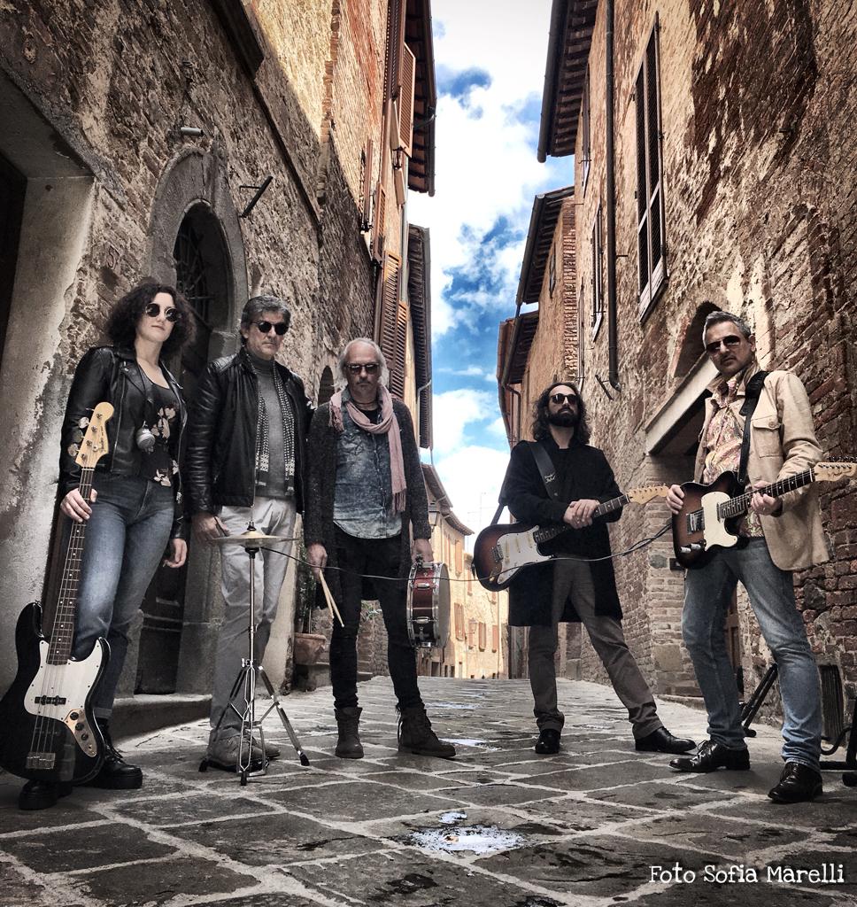 Torrita Blues 2019 - L'Altra Faccia Blues Band