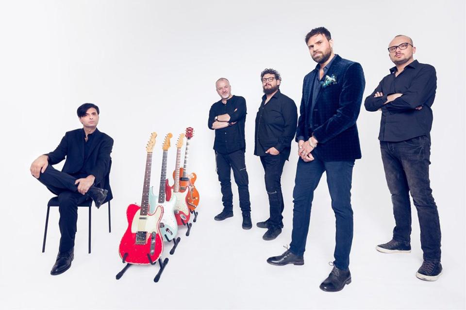 Torrita Blues 2019 - Pugno Blues Band