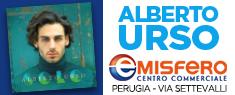Alberto Urso incontra i fan al Centro Commerciale Emisfero