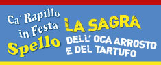 Ca' Rapillo in Festa - Sagra dell'Oca Arrosto e del Tartufo