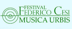 Festival Federico Cesi Musica Urbis 2019