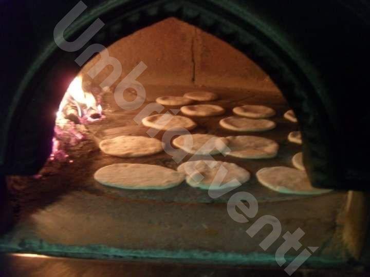 Sagra de La Pizza Sotto Lu Focu Montefranco