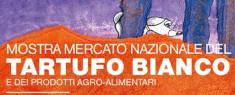 Mostra Mercato del Tartufo Bianco 2019