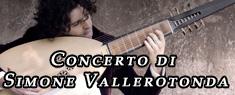 Concerto di Simone Vallerotonda