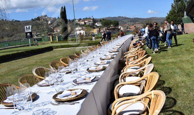 Cena sotto le stelle in cantina e degustazione vini