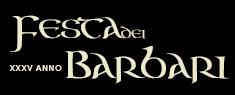 Festa dei Barbari 2019