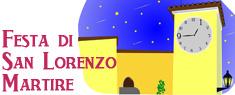 Festa di San Lorenzo Martire 2019