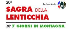 Sagra della Lenticchia - Sette Giorni in Montagna 2019