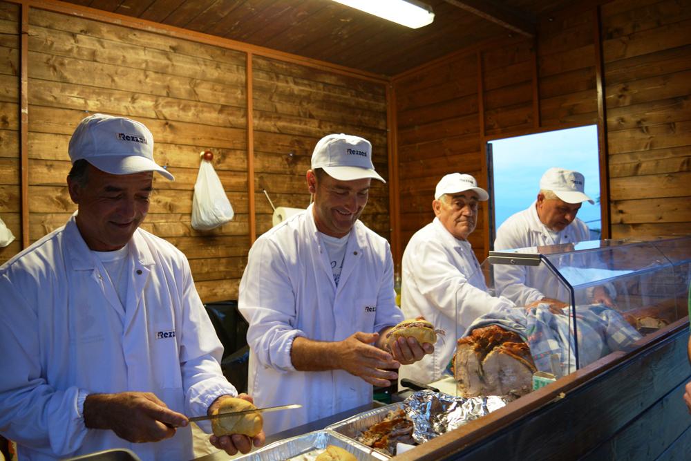 Sagra della Porchetta e dei Fagioli con le Cotiche