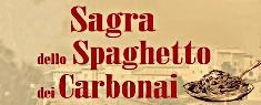 Sagra dello Spaghetto dei Carbonai 2019