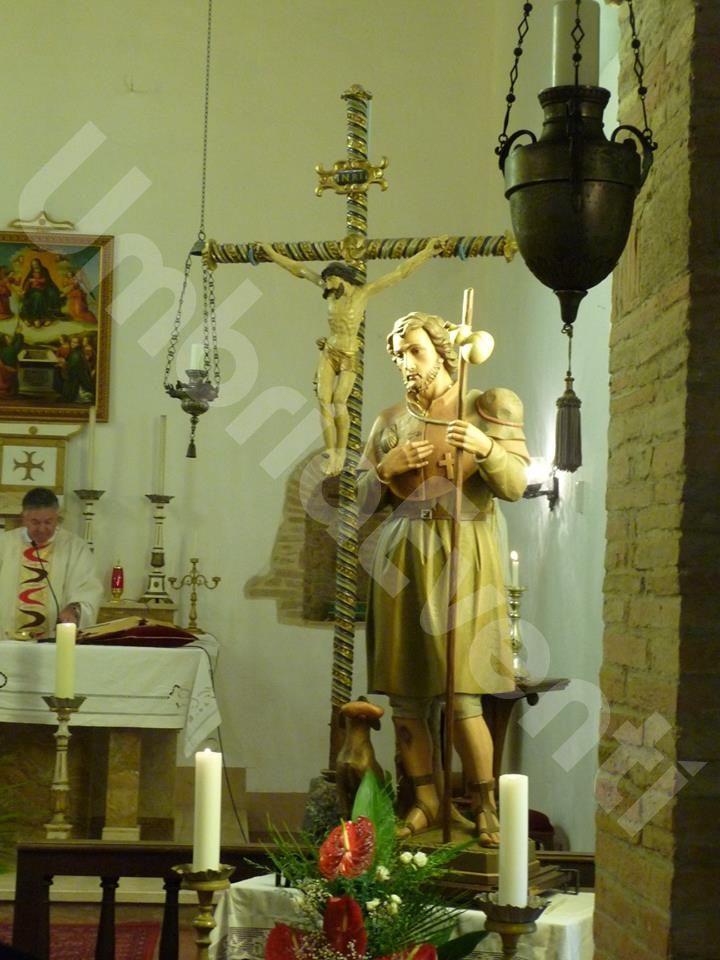 San Rocco da Montpellier Angolo della Fregnaccia - San Rocco da Montpellier