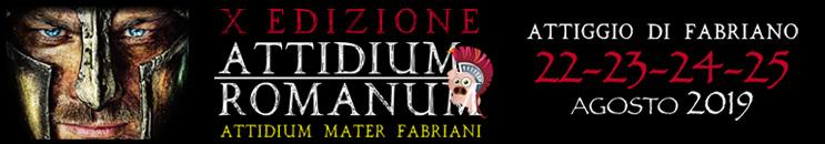 Attidium Romanum 2019