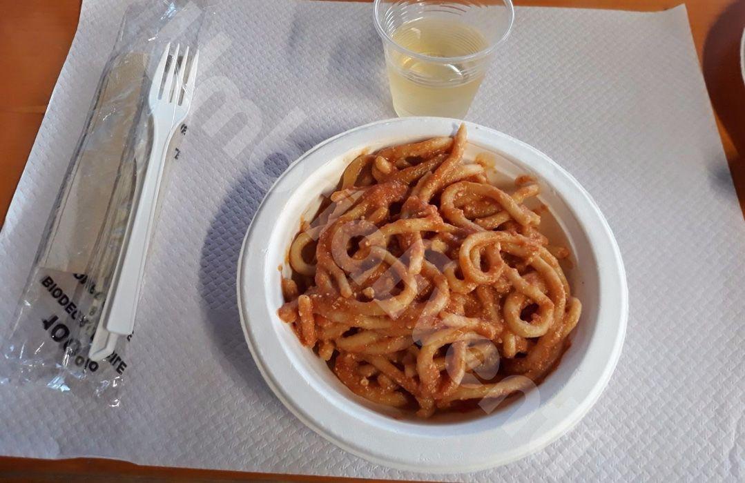 Sagra del Bigoli - Bigoli al pomodoro