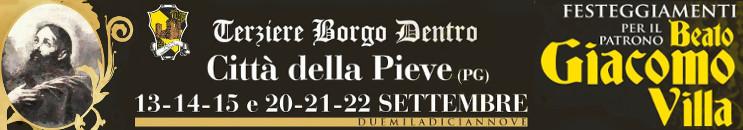 Festa del Beato Giacomo Villa 2019