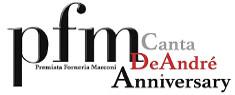Teatro Lyrick - Pfm canta De André Anniversary