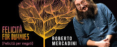 Roberto Mercadini in Felicità for dummies