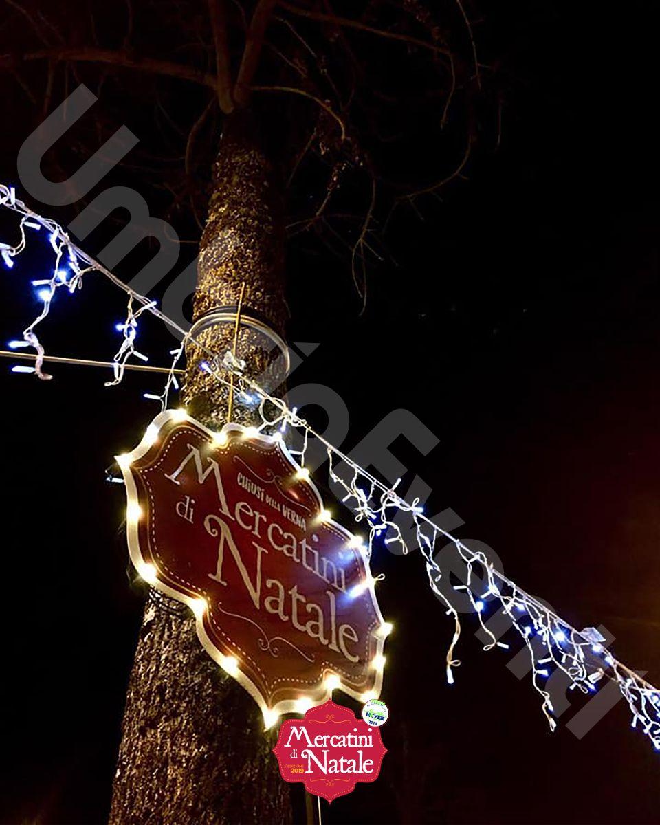 Mercatini di Natale a Chiusi della Verna
