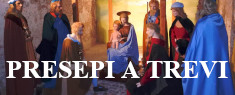 Presepi a Trevi, la Natività nell'Arte