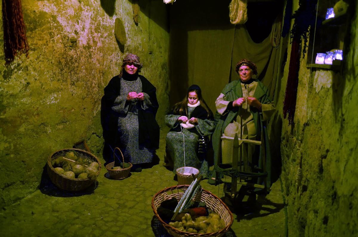 Presepe Vivente di Bolsena - Foto Marco Belardi