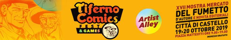 Tiferno Comics 2019