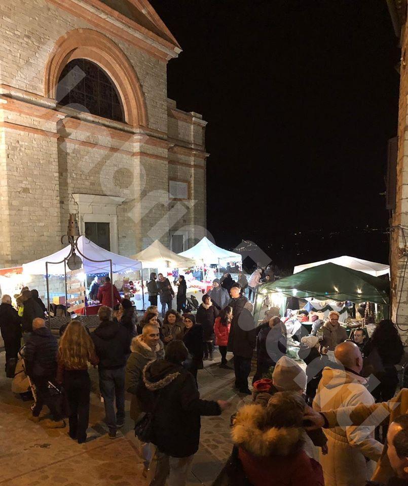 Il Paese del Natale a Monte Castello di Vibio