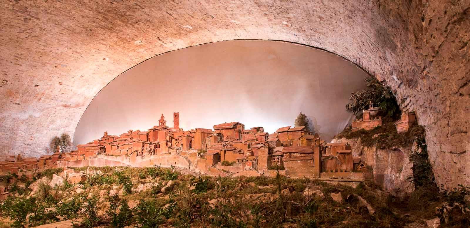 Presepe Monumentale di Città della Pieve