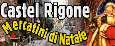Mercatini di Natale a Castel Rigone 2019