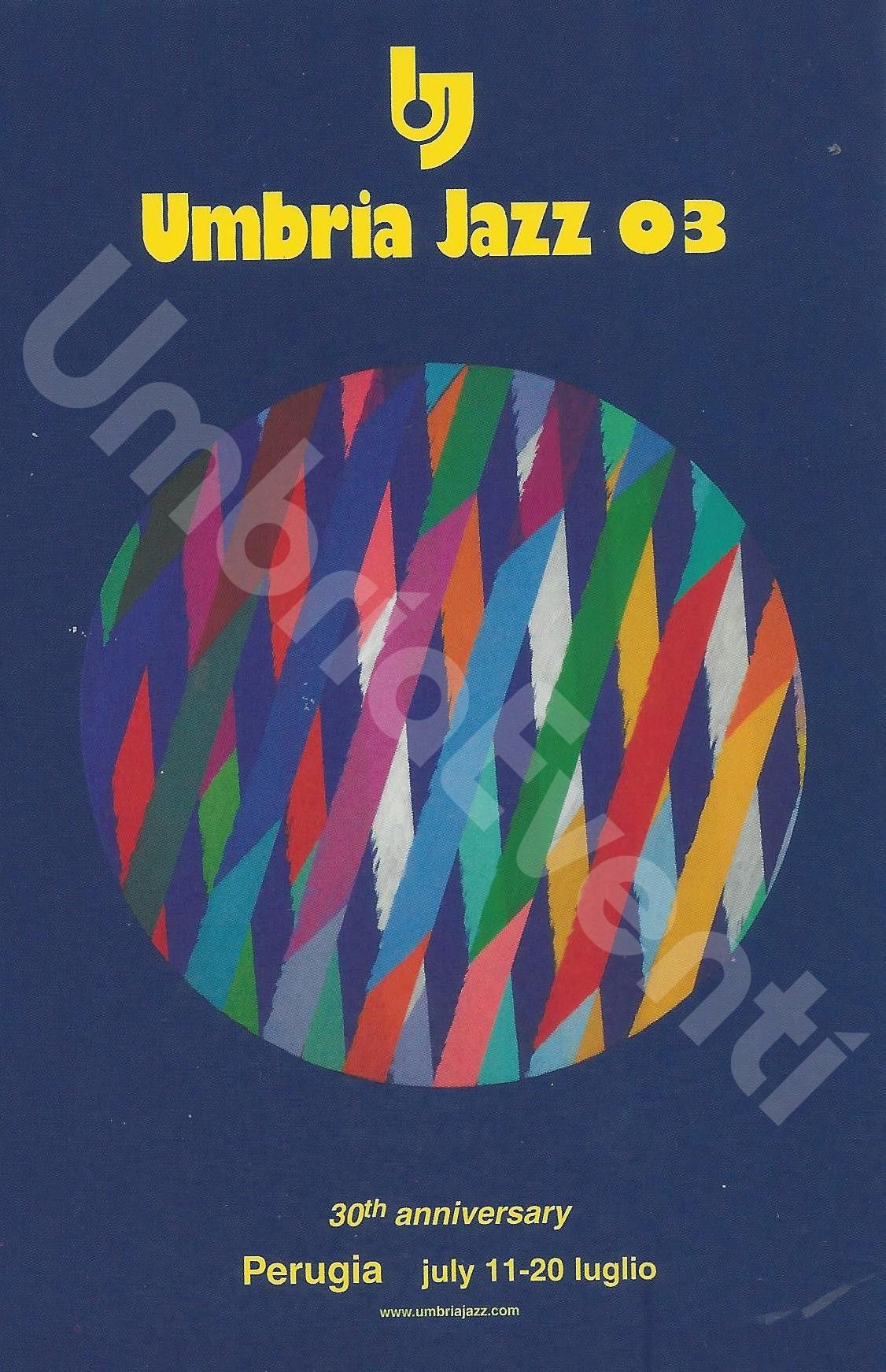 2003 Umbria Jazz