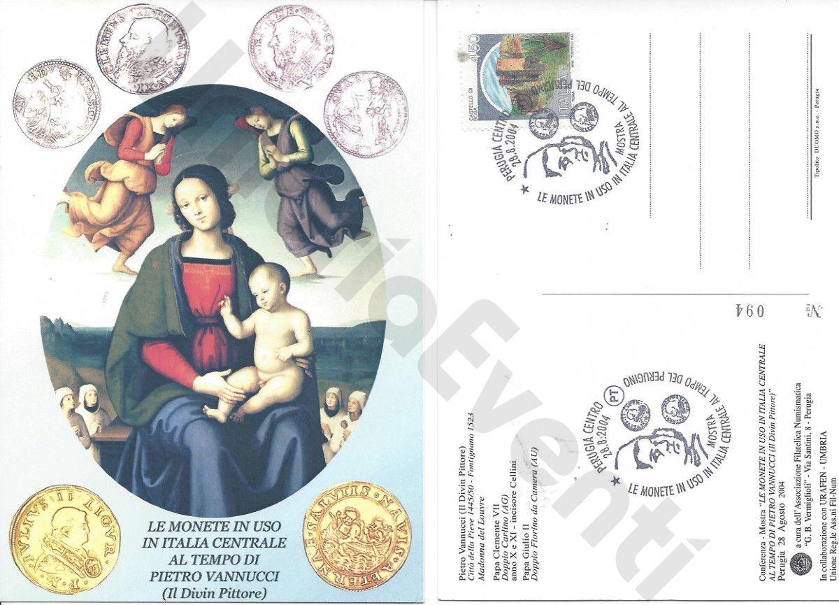 """2004 Mostra in occasione delle celebrazioni del """"Divin Pittore"""""""