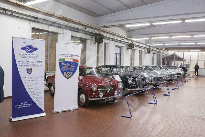Mostra Scambio Auto e Moto d'Epoca 2019 - Macerata