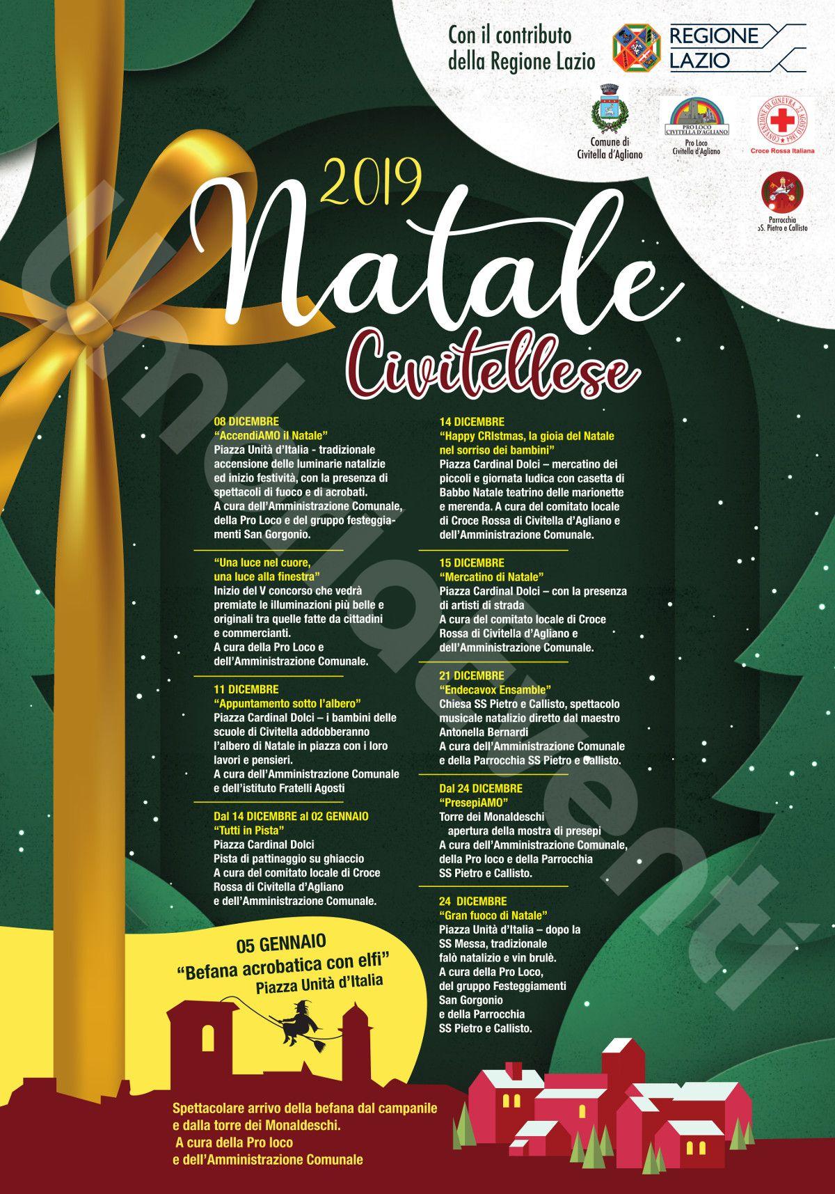 Programma Natale Civitellese