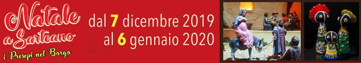 Sarteano, il Paese dei Presepi 2019/2020