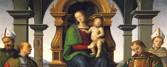 Pala dei Decemviri di Pietro Perugino