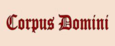 Festa del Corpus Domini 2020