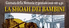 Giorno della Memoria  - La Shoah dei Bambini