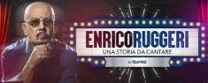 Enrico Ruggeri in Concerto a Spoleto