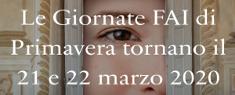 Giornate Fai di Primavera 2020 in Umbria