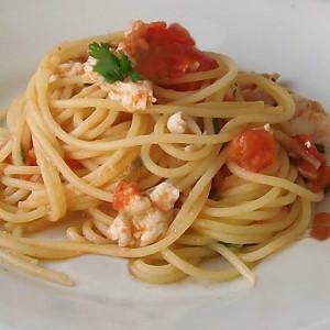 Spaghetti al Persico