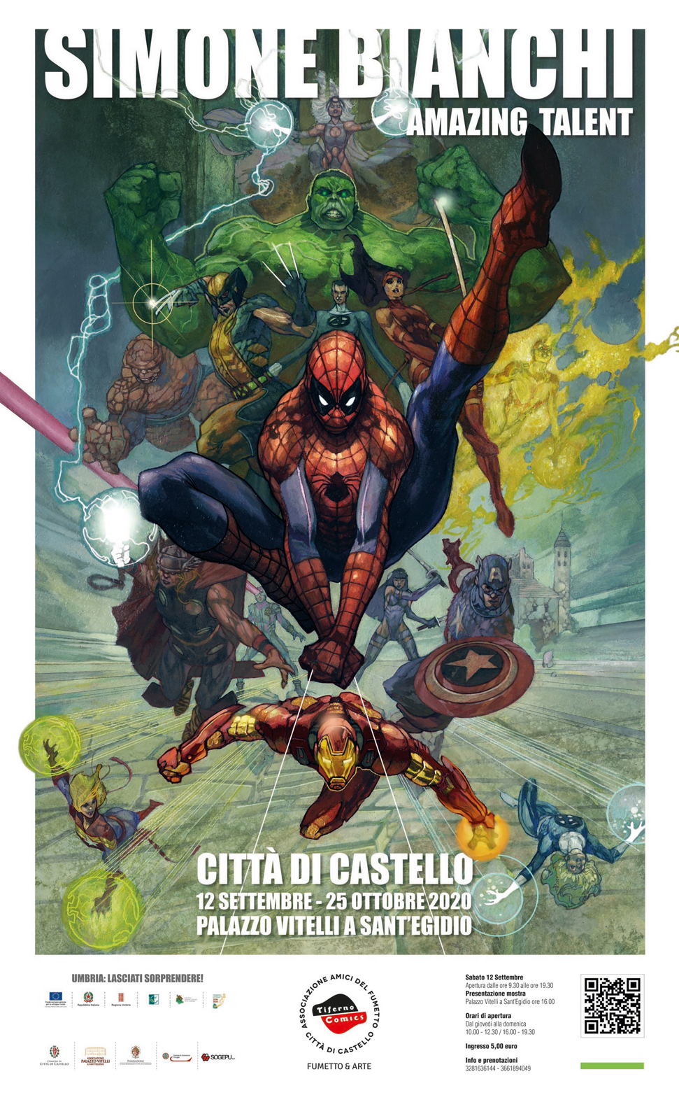 Tiferno Comics - Città di Castello