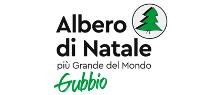 Albero di Natale di Gubbio 2019