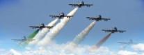 Air Show a Castiglione del Lago con le Frecce Tricolori