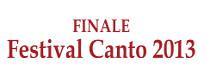 Festival Canto 2013