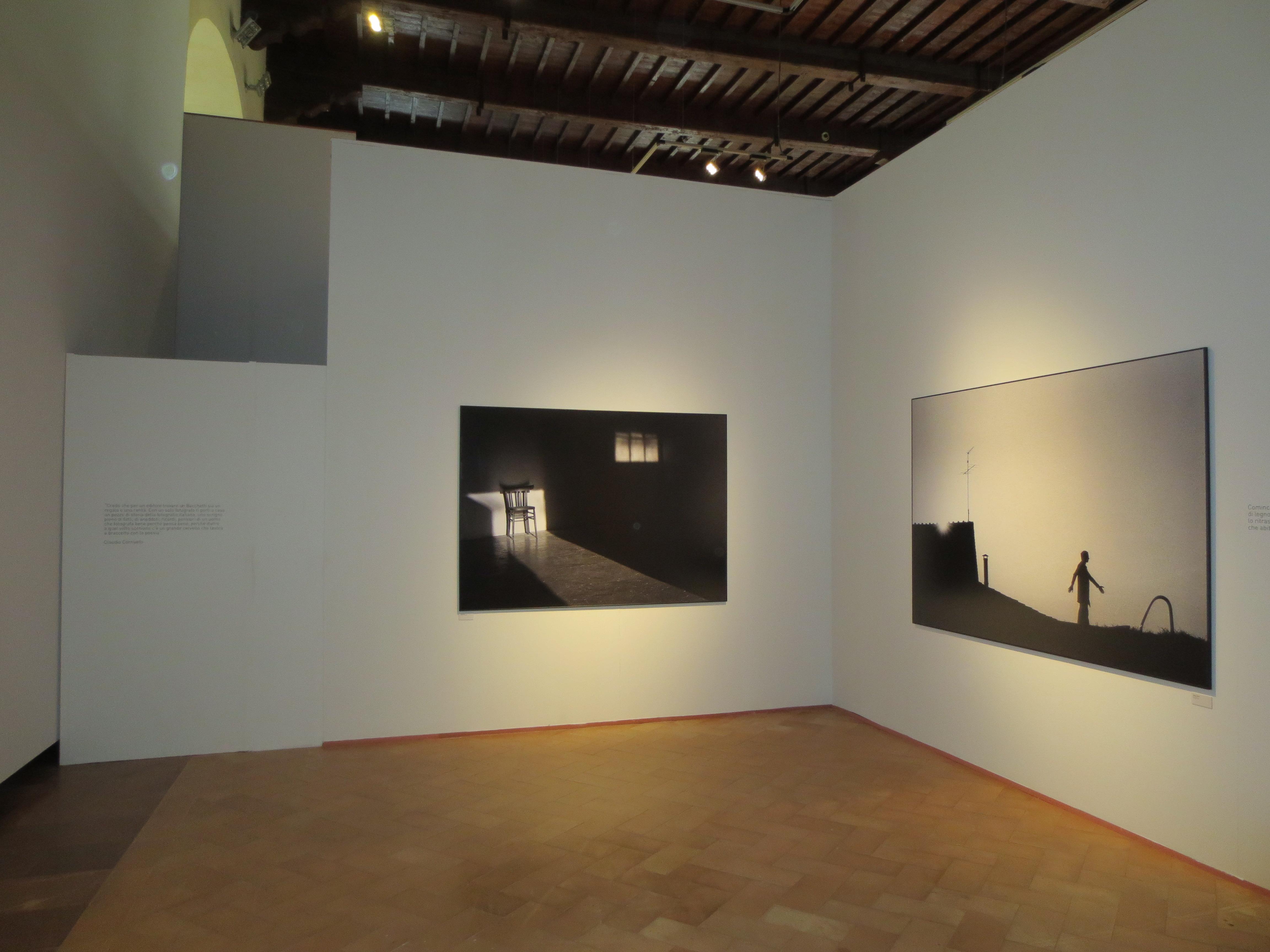 sala espositiva alla Galleria Nazionale dell'Umbria