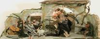 Il Presepe Pasquale alla Porziuncola di Assisi