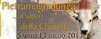 Pietramagnalunga - Sapori della Chianina