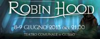 Robin Hood di Elisa Pierini - Ikuvium Ballet a Gubbio