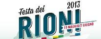 Sfilata dei Rioni 2013