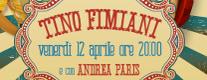 Tino Fimiani da Zelig Circus al Canneto Ristorante Pi