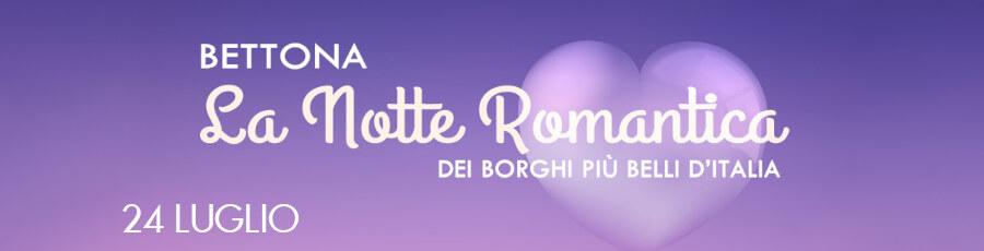 Bettona Notte Romantica