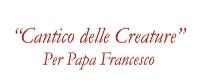 Presentazione del CD Cantico delle Creature per Papa Francesco